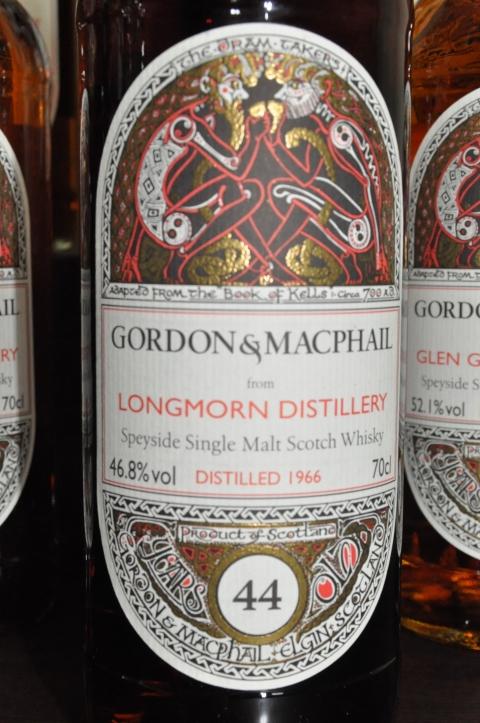 ロングモーン LONGMORN 44yo 1966/2010 (46.8%, Book of Kells , cask#612 , Refill Sherry Butt, 65/278 Bts , Gordon & MacPhail for JAPAN IMPORT SYSTEM)