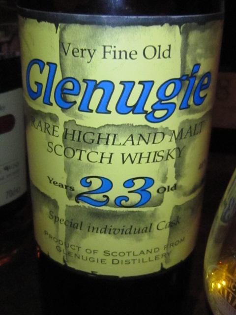 グレンアギー Glenugie 23yo (46%, Cadenhead's, Brick Label for Sestante Import, +/-1989) 75CL  Screw Cap  イタリア向け