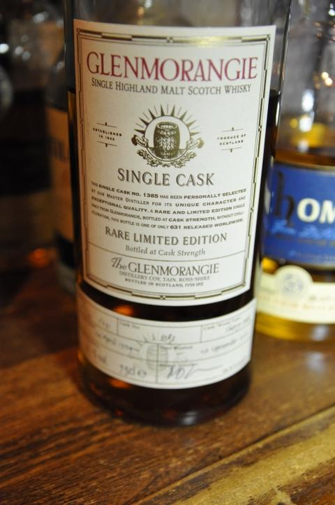 グレンモーレンジ  Glenmorangie 1993/2005 'Chinkapin oak cask' (57.3%, OB, C#1953, 298 Bts.)