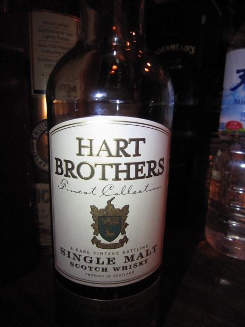 ハイランドパーク Highland Park 28yo 1977 (46%, Hart Bros)
