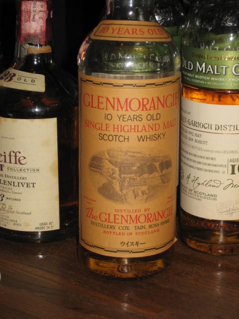 グレンモーレンジ Glenmorangie 10yo (43%, OB, +/-2000)