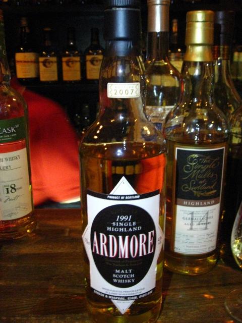 アードモア  Ardmore 1991/2007 (43%, G&M Licensed bottling)