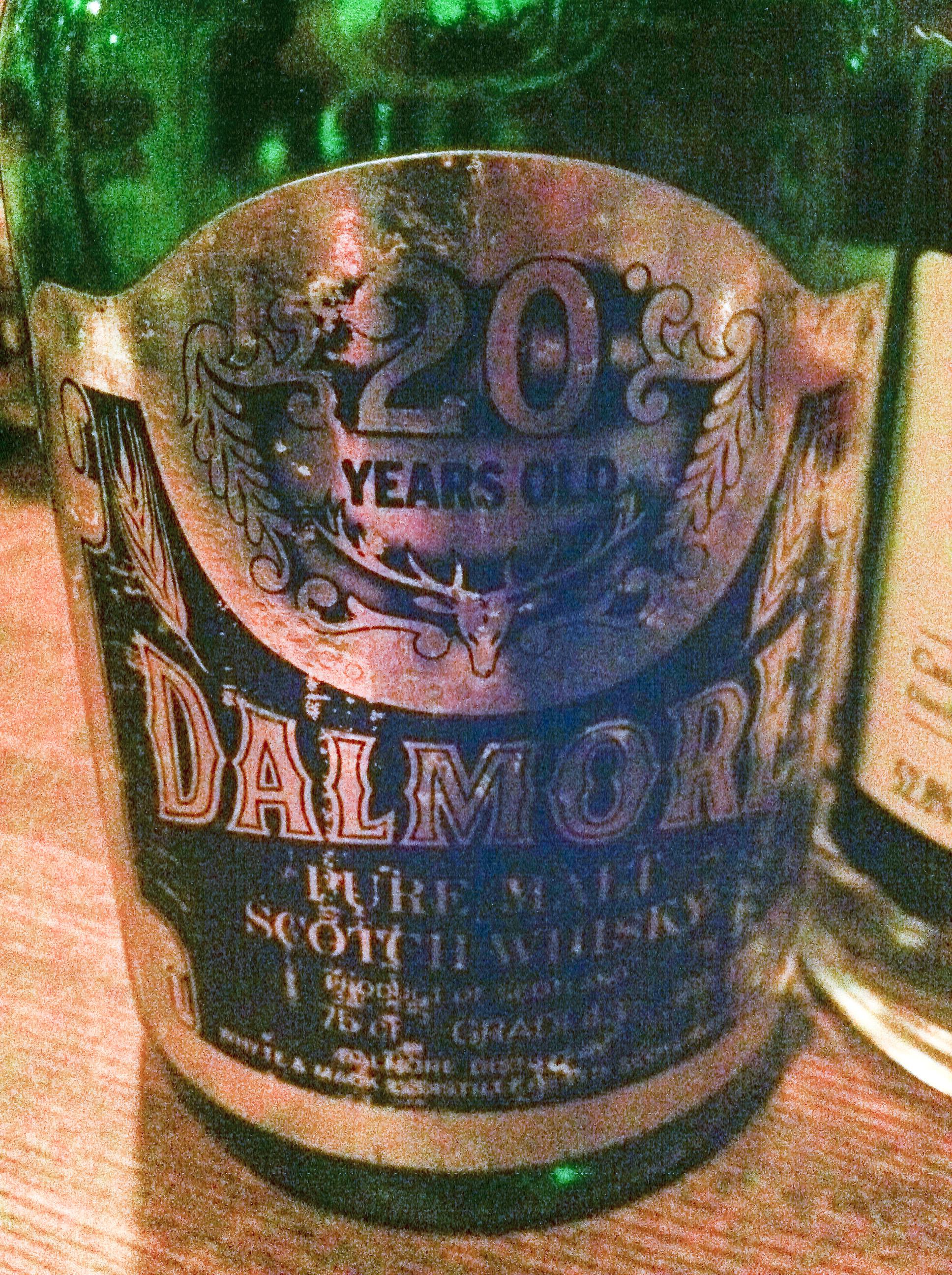 ダルモア Dalmore 20yo (43%, OB, 20th Anniversary Whiskyteca, +/-1978) c1978