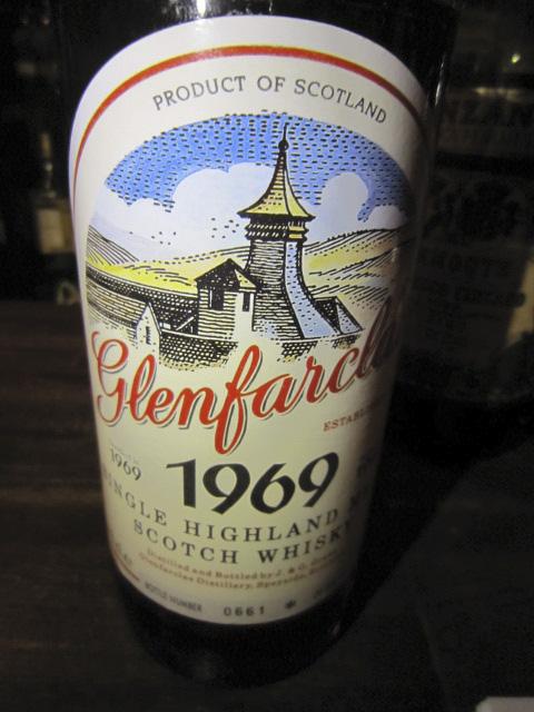 グレンファークラス Glenfarclas 1969/1996 (43%,OB,70CL)  0661/1200
