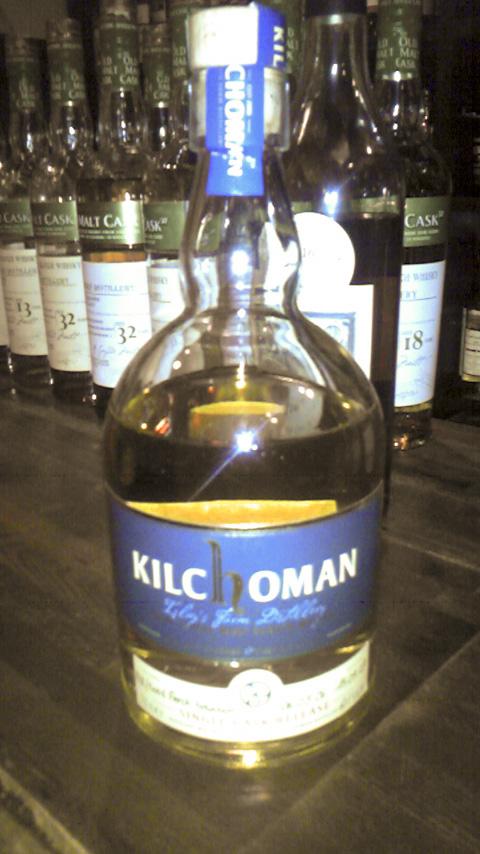 キルホーマン Kilchoman 2006/2009 (61.1%, OB for Whisky Live Paris(LMdW), fresh bourbon, cask # 232/2006)