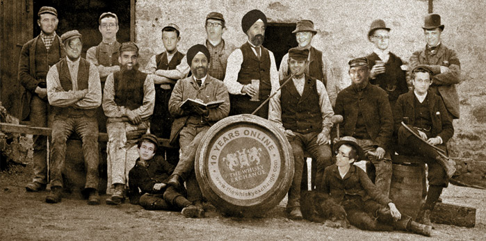 The Whisky Exchange History