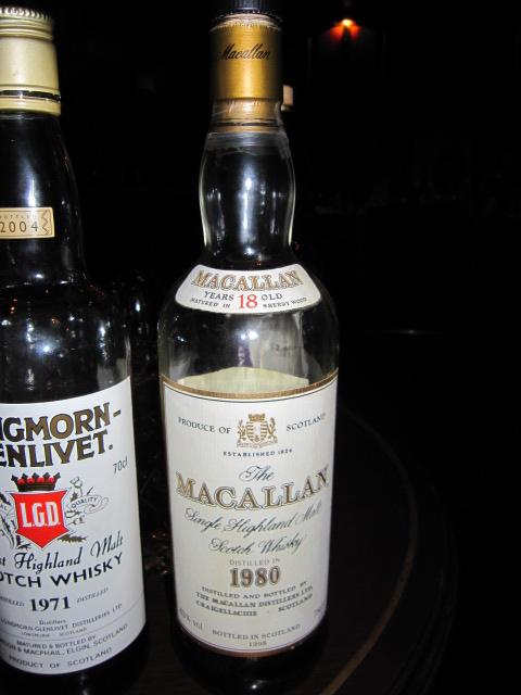 マッカラン Macallan 18yo 1980/1998 (43%, OB)