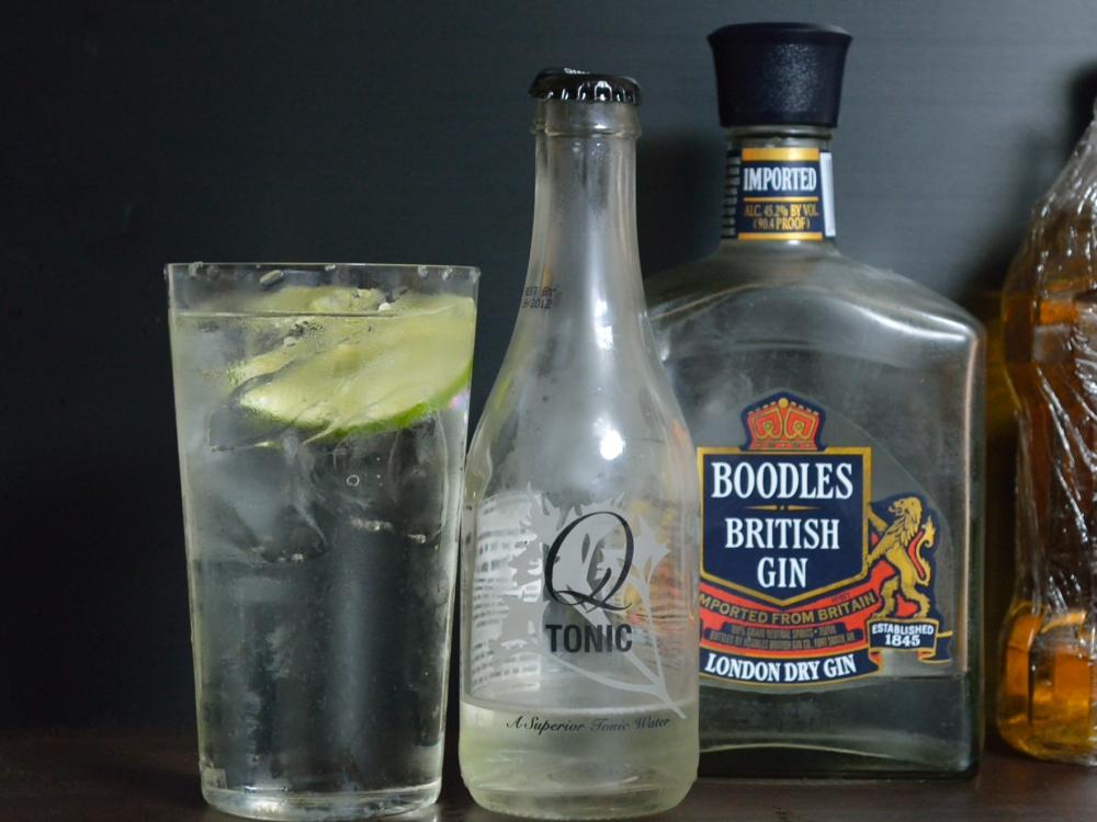 Q tonic (Tonic water)