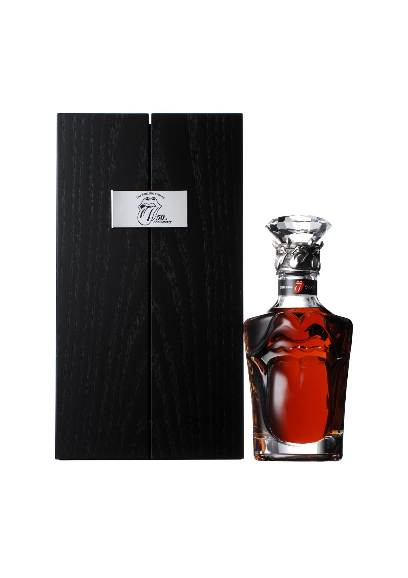 「ストーンズバー 〈ザ・ローリング・ストーンズ50周年記念ウイスキー〉」