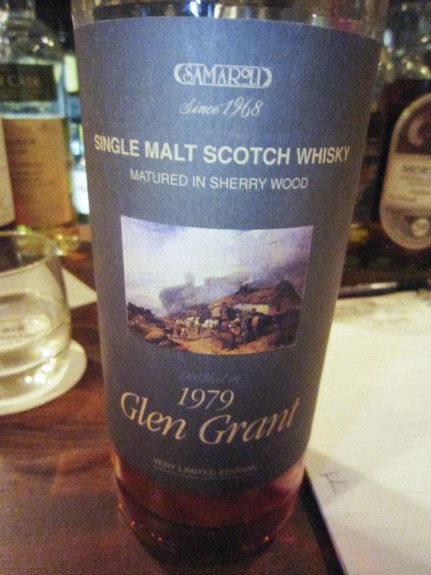 グレングラント Glen Grant 1979/1998 (45%, Samaroli, 780Bts.) #14933  70CL  シェリーウッド