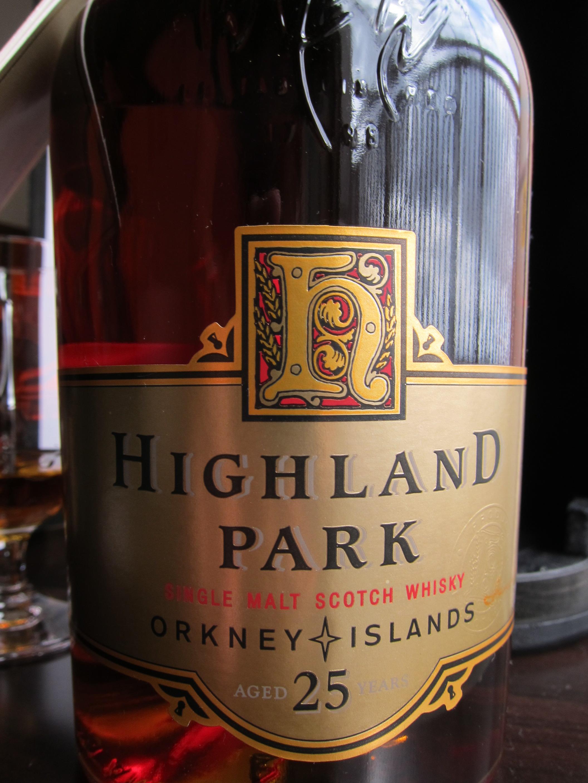 ハイランドパーク Highlandpark 25yo(53.5%, OB)