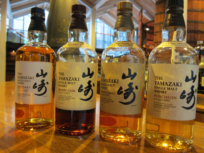 山崎蒸留所 YAMAZAKI Distillery 2012