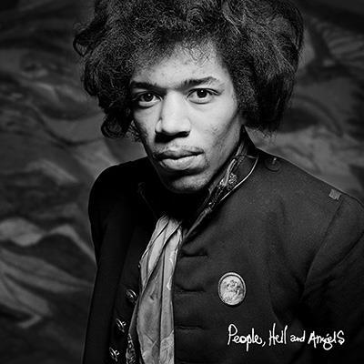 「People Hell & Angels」 Jimi Hendrix 未発表曲によるニューアルバム発売