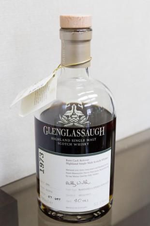 Glenglassaugh 40yo 1973/2014(52.1%, OB, Rare Cask Releases Batch 1, Manzanilla Sherry Puncheon finish, Cask# 6801)