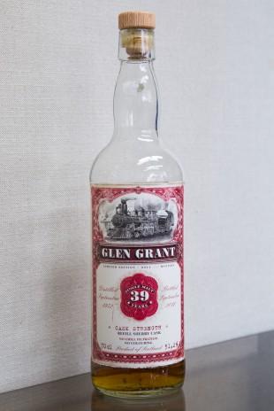 Glen Grant 39 yo 1972/2011 (51.2%, Jack Wiebers, Old Train Line, refill sherry, cask #38202, 256 btls.)