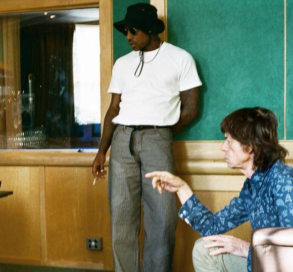 Mick Jagger – Gotta Get A Grip / Mick Jagger – England Lost